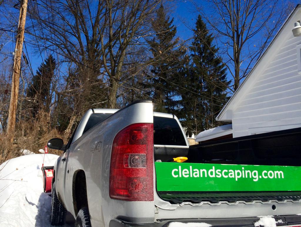 Plow TruckTailGate